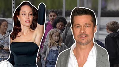 La guerra entre Angelina Jolie y Brad Pitt continúa y la abogada de ella quiere abandonar el caso