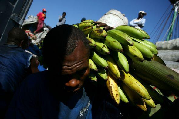 El Índice de Desarrollo Humano de la ONU coloca a Haití en la posición 1...