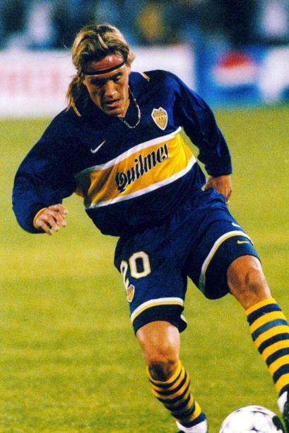 El 'Matador' Luis Hernández fue recomendado por Diego Armando Maradona p...
