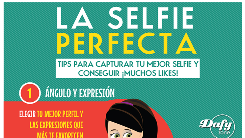 Selfie perfecta