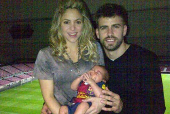 El hijo de la cantante y el futbolista se volvió toda una celebridad.