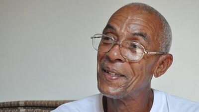 Charles Hill lleva más de 40 años refugiado en La Habana