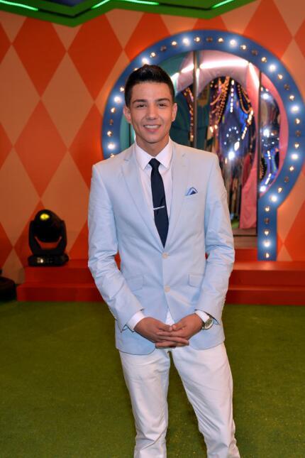 Luis Coronel se suma al elenco de Premios Juventud