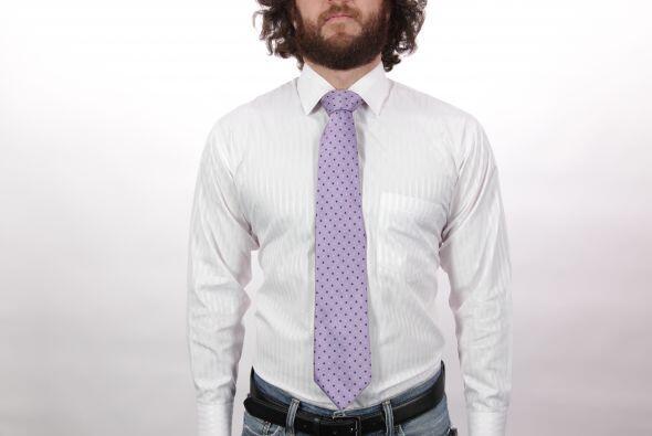 Con este nudo lucirás con personalidad en todos lados, desde la oficina,...