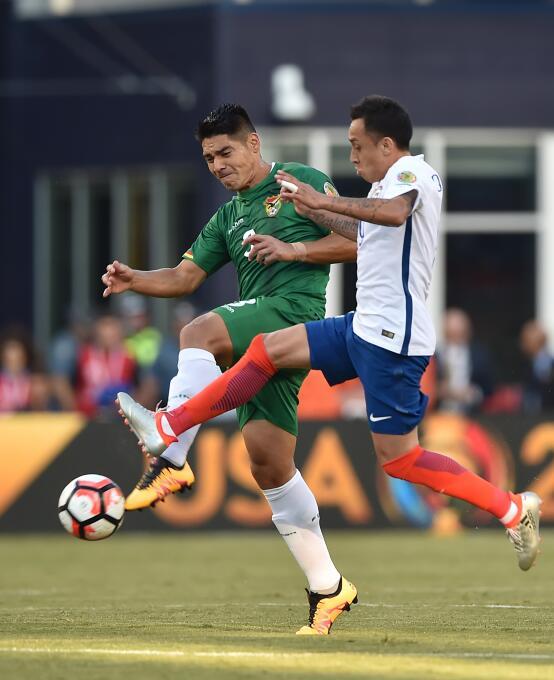 El ranking de los jugadores de Chile vs Bolivia 10-GettyImages-539300478...