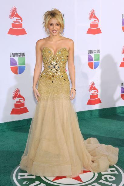 ¡Fui Fui! la cantante se llevó las palmas con este vestido que usó en lo...