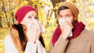 ¿Cuándo es gripe y cuándo es alergia? Aprende a identificar síntomas parecidos de enfermedades