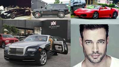 William Levy lleva a su Rolls Royce al salón de belleza