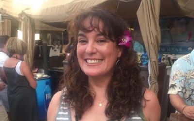 Michella Flores, que sobrevivió a la matanza de Las Vegas, perdi&...