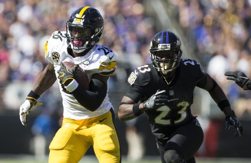 Las mejores actuaciones de la Semana 4 en la NFL leveon-bell.jpg