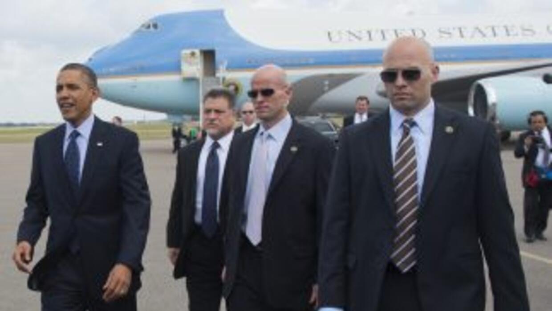 El Servicio Secreto es la agencia encargada de garantizar la seguridad d...