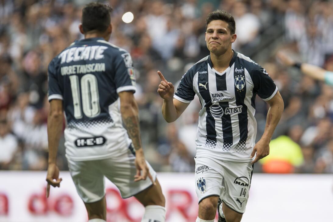 En fotos: Pumas en caída libre y Monterrey le da la vuelta gol-arturo-go...