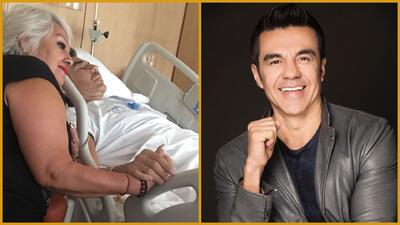 Con este look Adrian Uribe enfrenta su nueva vida tras su crisis de salud