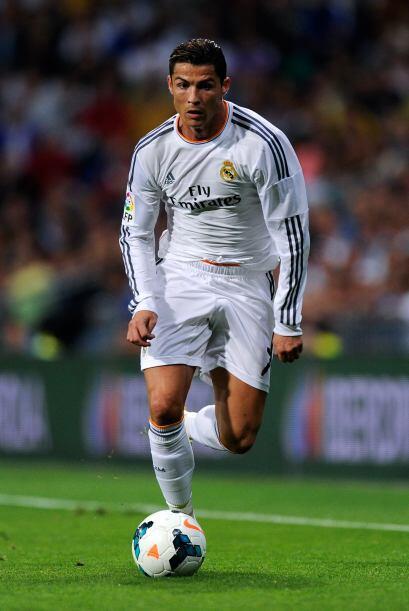 Si bien no estará al 100% de su capacidad física, Cristiano Ronaldo será...