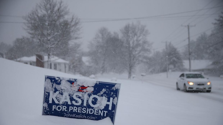 Tormenta en New Hampshire