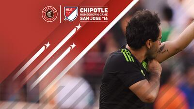 Con dos goles de Luis Márquez la selección sub-20 de México vence a un combinado de canteranos de la MLS