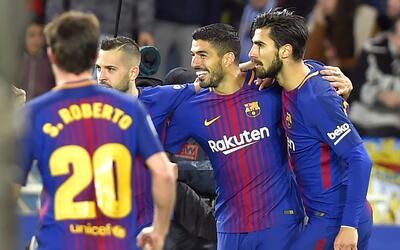 Real Sociedad vs. Barcelona