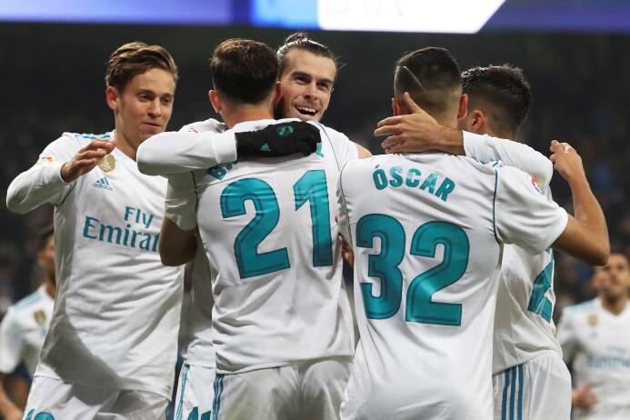 En el regreso de Bale, el Real Madrid igualó con Fuenlabrada pero avanzó...