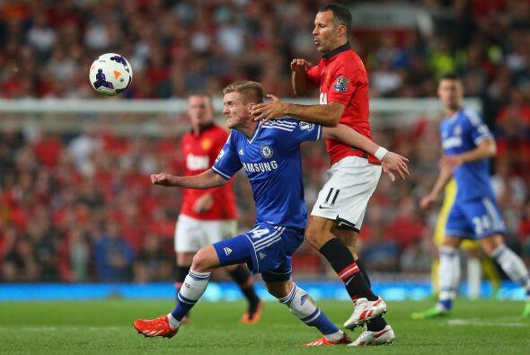 Así quedaron las cosas entre Manchester United y Chelsea, que se olvidar...