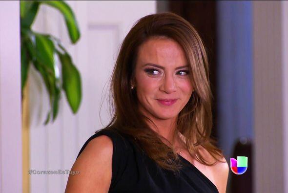 Ya no puedes esperar más Ana. ¿Cuándo le dirás a Fernando tu enorme secr...