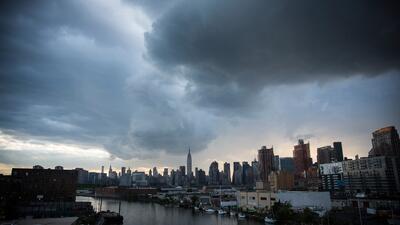 Ola de calor intensa, el pronóstico para este jueves en Nueva York