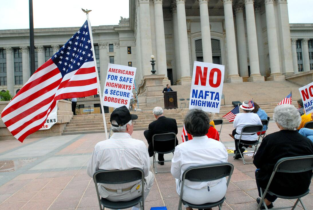 Nafta Supreme court 2007
