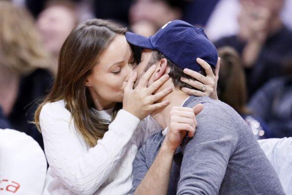 Sus besotes acapararon la atención. Mira aquí los videos m...