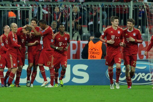 El equipo alemán sigue haciendo historia y gana 6 a 0. Nuevamente Mario...