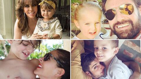 Los hijos de los actores de novela que roban cámara