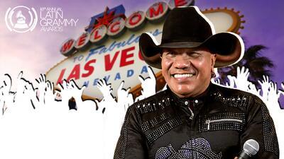 El hombre que enloqueció a Las Vegas (y no es Maluma)