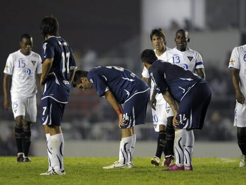 Independiente, último campeón de la Copa Sudamericana, pr&...