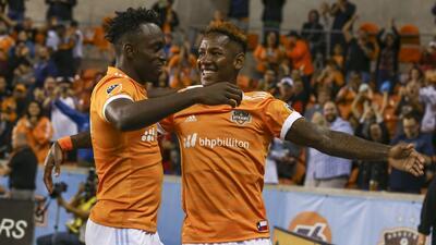 Juntos son dinamita: Alberth Elis y Romell Quioto, el motor de crecimiento de Houston Dynamo