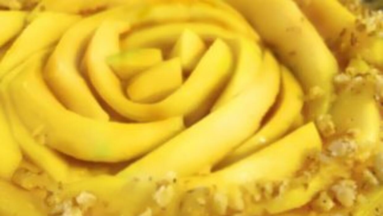 Es una torta súper fresca llena de sabor y puro placer.