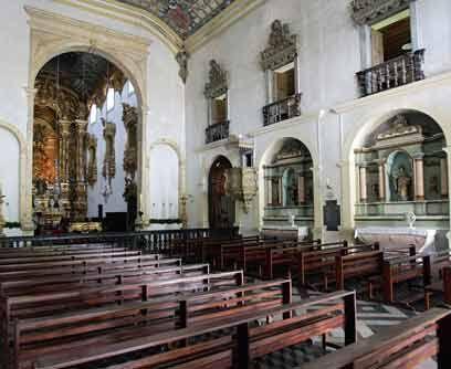 Brasil: Centro histórico de la ciudad de Olinda. La ciudad está influenc...