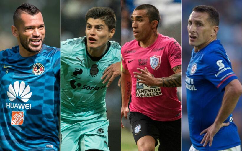 Fútbol en México, entre los que más emplean jugadores de las selecciones...