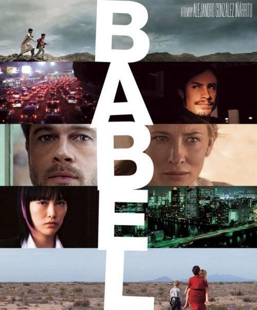 Babel(2006), México, Estados UnidosDirector: Alejandro González Iñárritu...