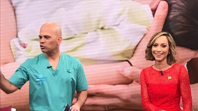 Satcha Pretto recordó su experiencia de lactancia materna con el Dr. Juan (fotos)