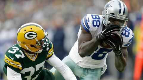 Dallas Cowboys vs. Green Bay Packers: aficionados llenan el AT&T Stadium...