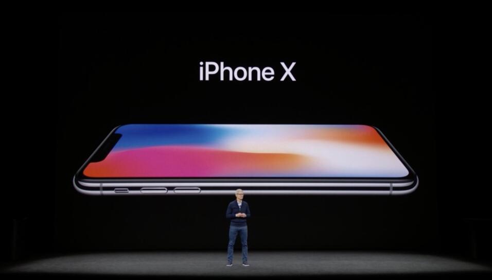 Presentación iPhone 8 y X