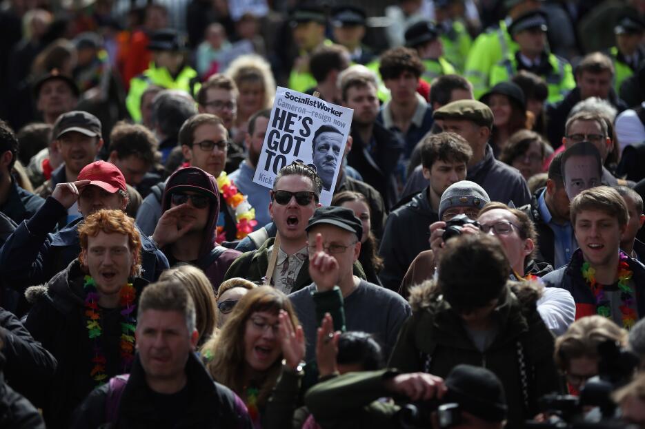 Protestan para pedir la dimisión de Cameron por los #PanamaPapers 2.jpg