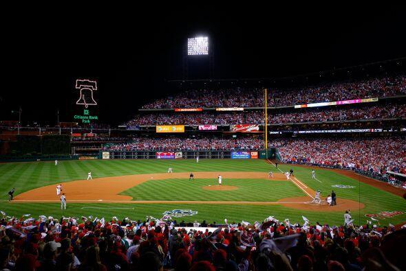 Un triunfo de los Phillies en el juego 5 de la serie de campeonato de la...