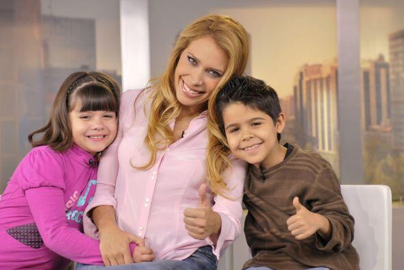 Karla y Jesús forman parte de las Mega Estrellas.