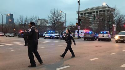 Un tiroteo en Chicago deja tres muertos