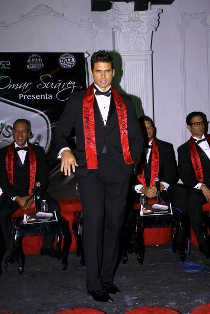 Junto a Zepeda participarán otros galanes, como Pedro Moreno.