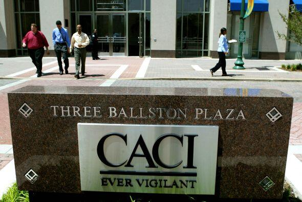 22. CACI INTERNATIONAL.