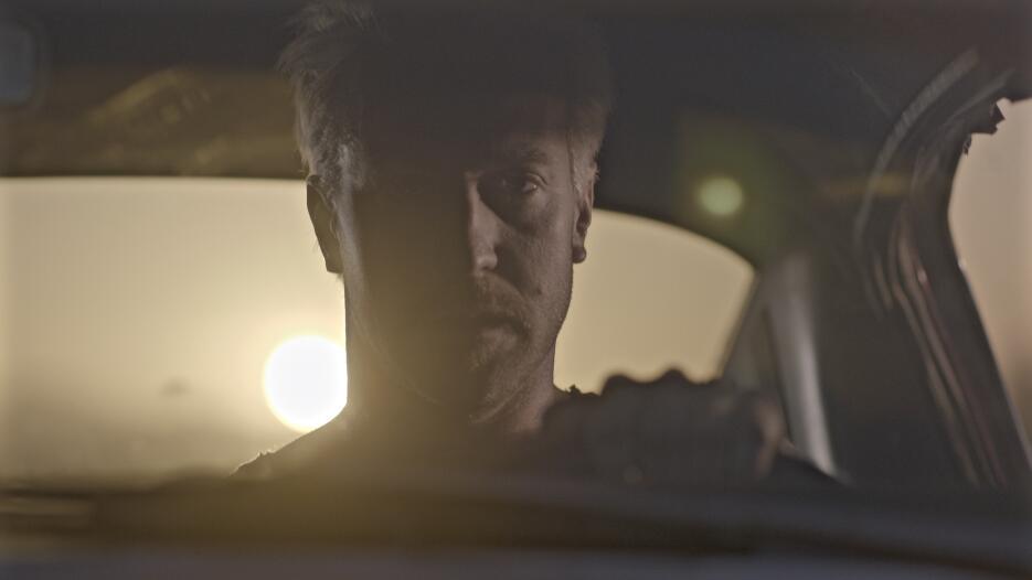 Escenas de la película Misfortune grabada en Tucson y sus alrededores Dr...