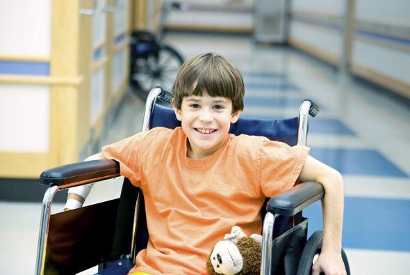 Niños con discapacidades. Si alguno de tus hijos cuenta con condiciones...