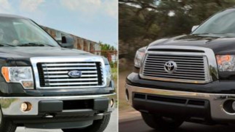 """La Ford F-150 y la Toyota Tundra también obtuvieron la calificación de """"..."""