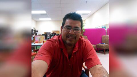 Ismael Delgado estuvo casi dos años refugiado en una iglesia de P...