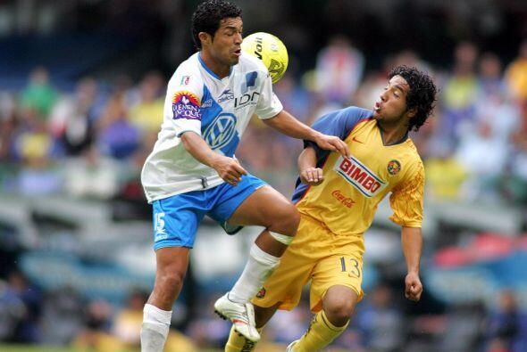 En la Jornada 1 del Clausura 2008, Puebla arrancó con un empate sin gole...